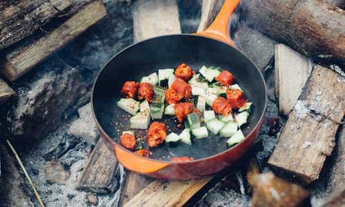 All About Backpacking Food