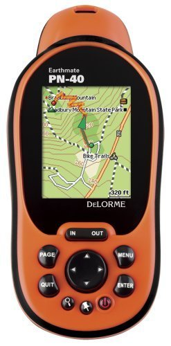 Best GPS Hiking Unit - DeLotme Earthmate