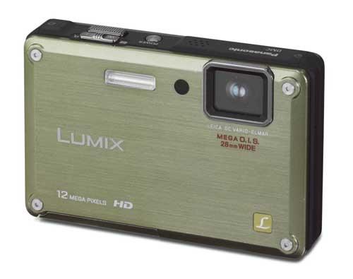 Best-Waterproof Digital Camera Panasonic Lumix