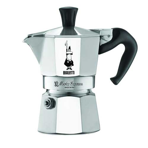 Camping Coffee Maker - Bialetti Moka Express