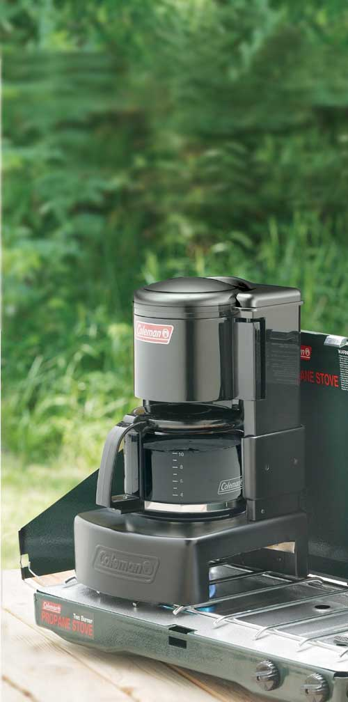 Coleman Coffee Maker Camping : What s The Best Camping Coffee Maker? Smart Camping Tips