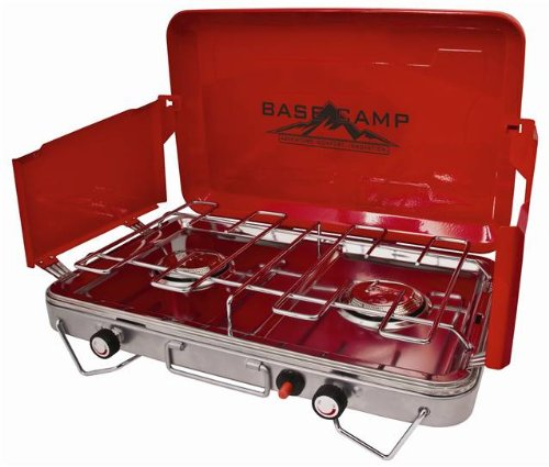 Camping Cooking Equipment - Basecamp Stove