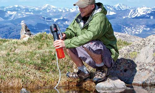 Finding A Camping Water Purifier