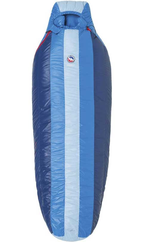 Rectangular Down Sleeping Bag - Big Agnes Lost Ranger