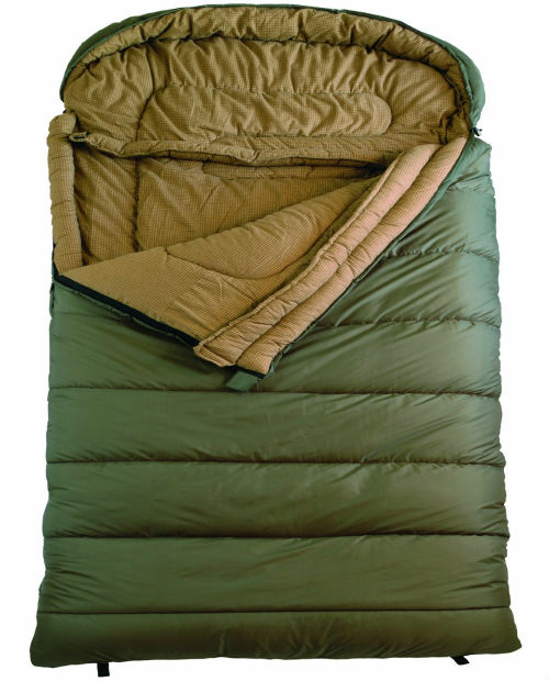 Teton Sports Mammoth - Best Double Sleeping Bag