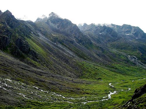 Alaska Hiking - Gold Mint Trail