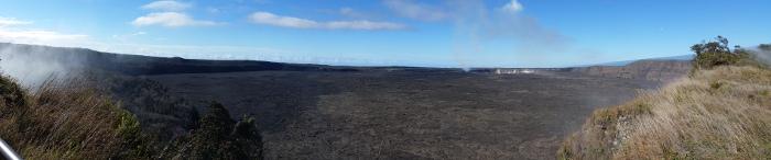 Halemaumau Crater