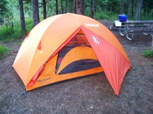 Marmot Limelight 3 Tent Review