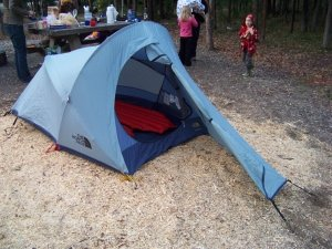 North Face Tadpole Review & The North Face Tadpole 23 Tent Review | Smart Camping Tips