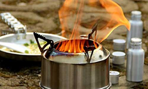 The Best Wood Burning Backpacking Stove